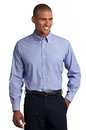 Port Authority - Crosshatch Easy Care Shirt. S640.