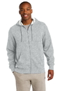 Sport-Tek Full-Zip Hooded Sweatshirt. ST258.