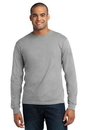 Port & Company - Long Sleeve All-American Tee. USA100LS.