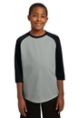 Sport-Tek - Youth PosiCharge Baseball Jersey. YST205.