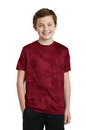 Sport-Tek Youth CamoHex Tee. YST370.