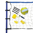 Hathaway BG3137 Portable Volleyball Net, Posts, Ball & Pump Set