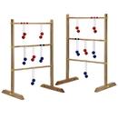 Hathaway BG3145 Solid Wood Ladder Toss Game Set