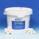 Blue Wave NC124 1-in Chlorinated Tablets - 50-lbs