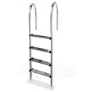 Premium Stainless Steel In-Pool Ladder for Above Ground Pools