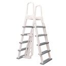 Blue Wave NE1202 Heavy Duty A-Frame Ladder for Above Ground Pools