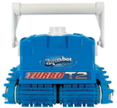 AquaProducts NE3424 Aquabot Turbo T2 Cleaner w/ Caddy for In Ground Pools