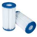 Summer Waves NFC230-4 Type C 4.13-in x 8-in Replacement Pool Filter Cartridge - 4 Pack