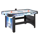 Carmelli NG1009H Face-Off 5-Foot Air Hockey Game Table for Family Game Rooms with Electronic Scoring