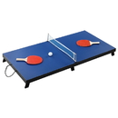 Carmelli NG1025T Drop Shot 42-in Portable Table Tennis Set