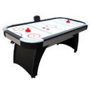 Carmelli NG1029H Silverstreak 6-Foot Air Hockey Game Table for Family Game Rooms with Electronic Scoring