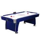Carmelli NG1038H Phantom 7.5-Foot Air Hockey Game Table with Electronic Scoring, Dual Blowers and Automatic Return