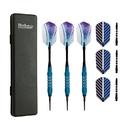 Carmelli NG1057 Galaxy Soft Tip Darts - Set of 3