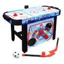 Carmelli NG1157M Rapid Fire 42-in 3-in-1 Air Hockey Multi-Game Table