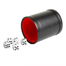 Carmelli NG2131 Modifier Dice Cup w/ 5 Dice