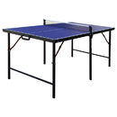 Carmelli NG2305P Crossover 60-in Portable Table Tennis Table