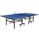 Carmelli NG2310P3 Back Stop 9-Foot Table Tennis for Family Game Rooms with Foldable Halves for Individual Play