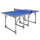 Carmelli NG2315P Reflex Mid-Sized 6-ft Table Tennis Table