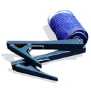 Carmelli NG2347P Deluxe Table Tennis EZ Clamp Clip-On Post & Net Set