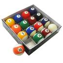 Carmelli NG2545 Pool Table Regulation Billiard Ball Set