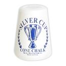 Carmelli NG2547 Silver Cup Cone Talc Chalk - Each