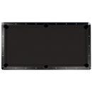 Blue Wave NG263BK Saturn II Billiard Cloth Pool Table Felt - 8-ft - 8-ft / Black