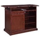 Carmelli NG2728 Ridgeline 5-ft Home Bar Set w/ Storage