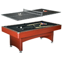 Carmelli NG4023 Bristol 7-ft Pool Table w/ Table Tennis Top