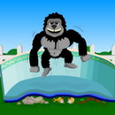 Blue Wave NL1475 10-ft x 19-ft Oval Gorilla Pool Floor Padding