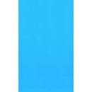Swimline NL216-20 Blue 12-ft x 21-ft Oval Standard Gauge Overlap Liner - 48/52-in