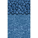 Swimline NL723-20 Boulder Swirl 24-ft Round Standard Gauge Beaded Liner - 52-in