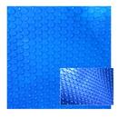 Blue Wave NS415 Blue Wave 12-mil Solar Blanket for Rectangular 16-ft x 24-ft In-Ground Pools - Blue