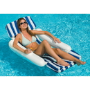 Swimline NT140 SunChaser Padded Floating Pool Lounger
