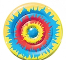 Swimline NT1571 Tie Dye Island Inflatable Pool Toy