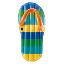 Blue Wave NT1773 Beach Striped Flip Flop 71-in Inflatable Pool Float