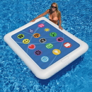 Swimline NT1776 Smart Tablet Float 67-in x 50-in Floating Pool Mattress