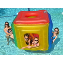 Swimline NT250 The Cube Inflatable Pool Toy