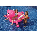 Swimline NT2867 LOL 54-in Pig inflatable Ride-On Pool Toy