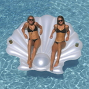 Swimline NT290 SeaShell 83-in Inflatable Floating Island