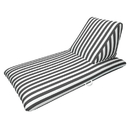 Drift and Escape NT6009-BK Black Pool Chaise Lounge - Morgan Dwyer Signature