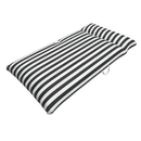 Drift and Escape NT6010-BK Black Pool Mattress Float - Morgan Dwyer Signature Series