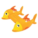 RhinoMaster Play NT6031 Adventurous Fish - Inflatable Pool Kickboard
