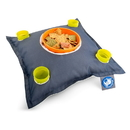 Drift and Escape NT6057-NB Stratus Floating Bean Bag Drink Holder - Navy Blue