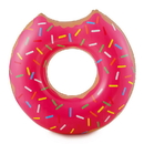 RhinoMaster Play NT6086 Strawberry Doughnut - Inflatable Pool Tube