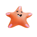 Blue Wave NT6113 Starfish Bean Bag Float for Swimming Pools - Orange