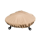 Island Retreat NU570-32 Sandstone Fire Pit Cover for 29 - 32-in Fire Pits