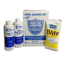 Blue Wave NY930 Chlorine Free Pool Winterizing Kit - Small to 7,500 Gallons
