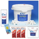 Blue Wave NY991 Chemical Sample Kit - 1-in Tabs