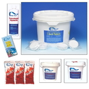 Blue Wave NY992 Chemical Sample Kit - 3-in Tabs