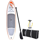 Blue Wave Sports RL3011 Stingray 11-ft Inflatable Stand Up Paddleboard & Hand Pump